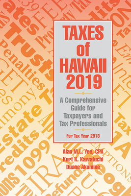 Taxes of Hawaii 2019