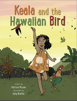 Keala and the Hawaiian Bird