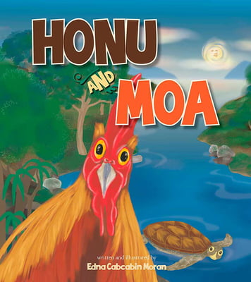 Honu and Moa