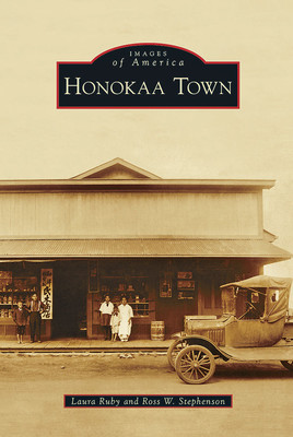 Honokaa Town (Images of America)