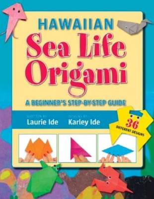 Hawaiian Sea Life Origami
