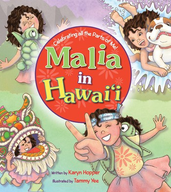 Malia in Hawai'i - Celebrating all the Parts of Me!