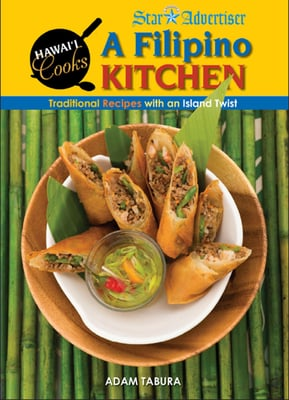 A Filipino Kitchen - Traditional Recipes with an Island Twist
