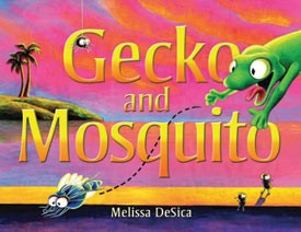 Gecko and Mosquito