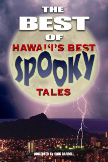 062657 The Best of Hawaii's Best Spooky Tales