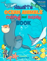 Hawai'i's Ocean Animals Coloring and Activity Book