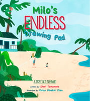 Milo's Endless Drawing Pad
