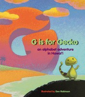 G is for Gecko - An Alphabet Adventure in Hawai'i
