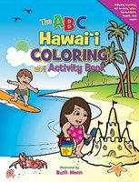 The ABC Hawai'i Coloring and Activity Book