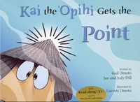 Kai the Opihi Gets the Point