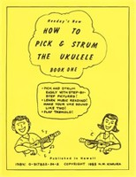 How to Pick & Strum The Ukulele