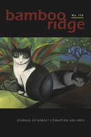 Bamboo Ridge, Journal of Hawaii Literature and Arts, Issue #118