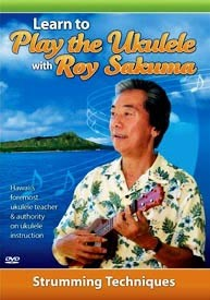 Learn to Play the Ukulele with Roy Sakuma