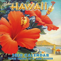 "Calendars Aloha Hawaii - 11""x11"" Wall Calendar"